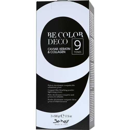 BE COLOR DECO 9 TONES