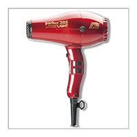 PARLUX 385 POWER LIGHT ROSSO