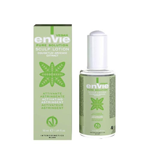 ENVIE VEGAN PURE SOLUTION: SCULP LOTION ATTIVANTE ASTRINGENTE